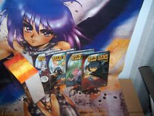 Wild Arms - Vol 1,2,3,4,5 Complete LE Box Collection - BRAND NEW - Anime DVD ADV