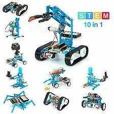 Makeblock mBot Ultimate 2.0, 10-in-1 Programmable Robot Kit, Easy Coding