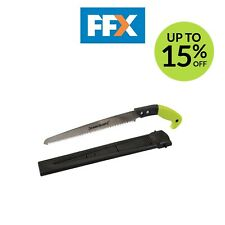 More details for silverline 868611 pruning saw with sheath 300mm blade