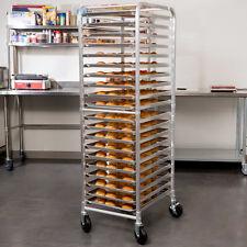 Regency 20 Pan End Load Bun / Sheet Pan Rack - Unassembled 109RACKECON