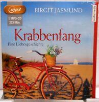 Krabbenfang + Eine Liebesgeschichte + MP3 CD + Hörbuch + Birgit Jasmund +