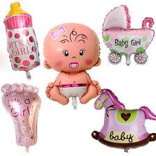 kit 5 palloncini pallone gonfiabile Nascita bimba bambina baby shower palloncino