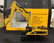 Caterpillar Cat 385C L Hydraulic Excavator Metal Tracks 1:64 By Norscot 55203