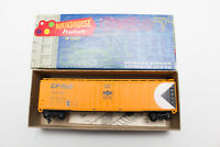 HO ROUNDHOUSE MDC KIT 50' BOX CAR PLUG DOOR CANADIAN PACIFIC CP RAIL DAMAGED