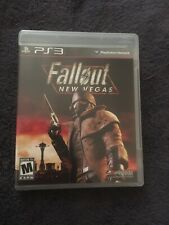 Fallout: New Vegas (Sony PlayStation 3, 2010) PS3