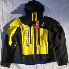 Ralph Lauren RLX Waterproof Recco Denali Ski Alaska Alta Zero Jacket Sz S $595