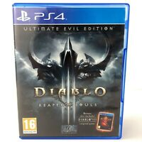 Diablo 3 III Reaper of Souls Ultimate Evil Edition Sony Playstation 4