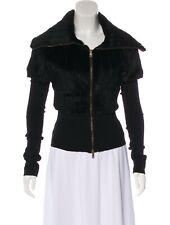 Gucci lapin fur jacket Small