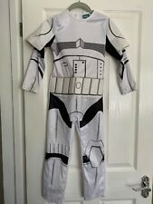 Storm Trooper Kids Costume Size 7-8 Years