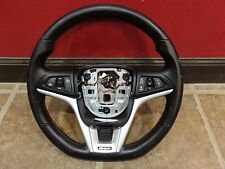 13 14 CHEVROLET CAMARO ZL1 LEATHER STEERING WHEEL SUPERCHARGED OEM LSA FACTORY