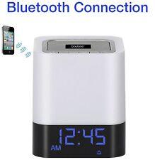 Led clock radios ebay boytone bt 84cb portable fm radio alarm clock wireless bluetooth 41 speaker fandeluxe Gallery