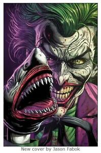 BATMAN THREE JOKERS #1 (OF 3) 2ND PRINTING SHARK VARIANT, DC Comics (2020)