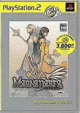 Magna Carta The best PlayStation2 Japan Ver.