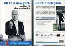 UN RE A NEW YORK - C. CHAPLIN - DVD (NUOVO SIGILLATO)