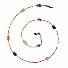 GIOIA - LUXURY 5-in-1 Handmade Eyewear holder, Necklace, Eyeglass chain,