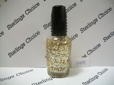 Wet N Wild Fast Dry Nail Color Polish #34097 18K Gold