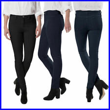133a6f536bb92 Buffalo Ladies' Mid Rise Stretch Skinny Super Soft Tencel Pant