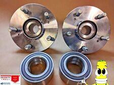 Premium Front Wheel Hub & Bearing Assembly Kit for Honda CRV 2007-2011 Set of 2