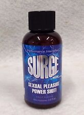 Surge Sexual Pleasure Power Shot For Him 2oz Fruit Endurance Libido Ginseng USA
