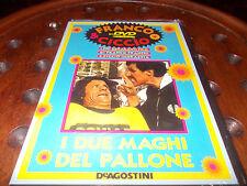 I Due Maghi Del Pallone  DeAgostini  Dvd ..... Nuovo