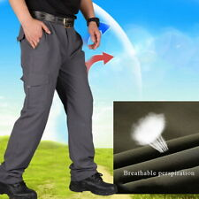 Soldier Tactical Waterproof Pant Cargo Men Trousers@ Outdoor Hiking Combat Pants