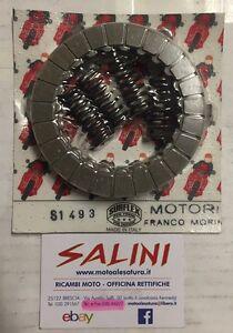 Serie dischi frizione modifica per motori Franco Morini 50 T4 / VC 6 Velocità