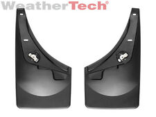 WeatherTech No-Drill MudFlaps - Ford F-250/350 Super Duty-2008-2010 - Front Pair