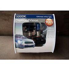 2X PHILIPS Diamond Vision 5000k White Headlight Bulb HB3/9005
