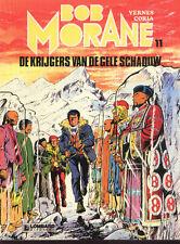 BOB MORANE néérlandais BD de krijgers van de gele schaduw Henri VERNES CORIA 82