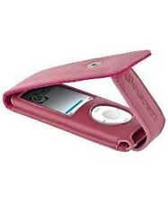 Exspect Luxury Leather Protective Flip Wallet Case Cover for iPod Nano 4 UNBOXED