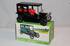 T.N., Made in Japan Classic Car Series, 1910 Cadillac Sedan,  Nice with Box