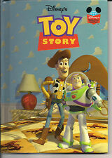 TOY STORY DISNEY PIXTAR 1996 WOODY BUZZ LIGHT WHEEZY MR. PATATO HEAD BULLSEYE