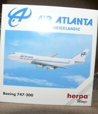 Z2 Herpa  502528 Boeing 747-200 Air Atlanta Neu