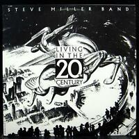 STEVE MILLER BAND living in the 20th century LP Mint- R-142262 RCA Record Club
