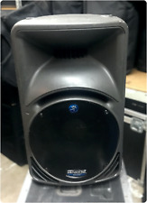 Mackie SRM450 Active 400W Powered PA Speaker / Monitor w/ Cover