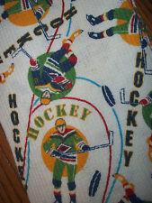 Hockey Long John Pants Waffle Material 123 Kids Size 12 14