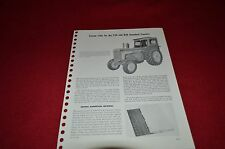 John Deere Cabs For 730 830 Tractor Specification Sheet HVPA
