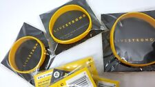 LiveStrong Genuine NIKE Wrist Band Lance Armstrong Bracelet -ALL SIZES wristband