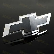 For 2014-2019 Chevy Silverado 1500 Colorado Tailgate Bowtie Emblem Black