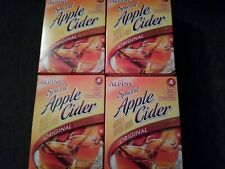 4 Boxes Of 4 Alpine Spiced Apple Cider Original Instant Drink Mix