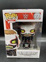 "Funko Pop! WWE ""The Fiend"" Bray Wyatt Special Edition WWE Shop Exclusive #77 MIB"