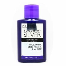 Touch of Silver Twice a Week Brightening Shampoo Mini 50ml - Travel Size