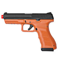 KWA ATP-LE2 Adaptive Training Pistol NS2 Blowback Airsoft Gun Orange 101-00242