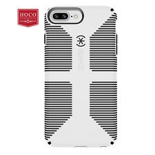 Genuine Speck CandyShell Grip for iPhone 7 Plus - White/black