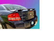 Razzi 2008-2014 Dodge Avenger 2011-2014 Chrysler 200 Custom Abs Style Spoiler