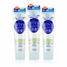 3pcs Kose Medicated White Washing Foam Softymo Cleanser (Blackhead)150g / 5.3oz