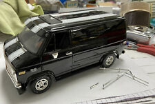 Highway 61 1/16 1974 Chevy Custom Van.