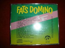 FATS DOMINO - GREATEST HITS - CD -