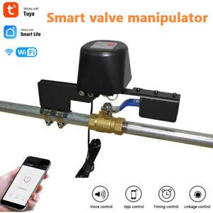 Tuya Smart WiFi Valve Smart Water/Gas Valve Controller Automation Control Timer