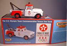 Models of Yesteryear 1955 Chevrolet 3100 Texaco / US Olympic Team